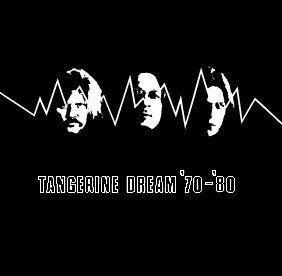 TANGERINE DREAM ''70-''80 Box Set