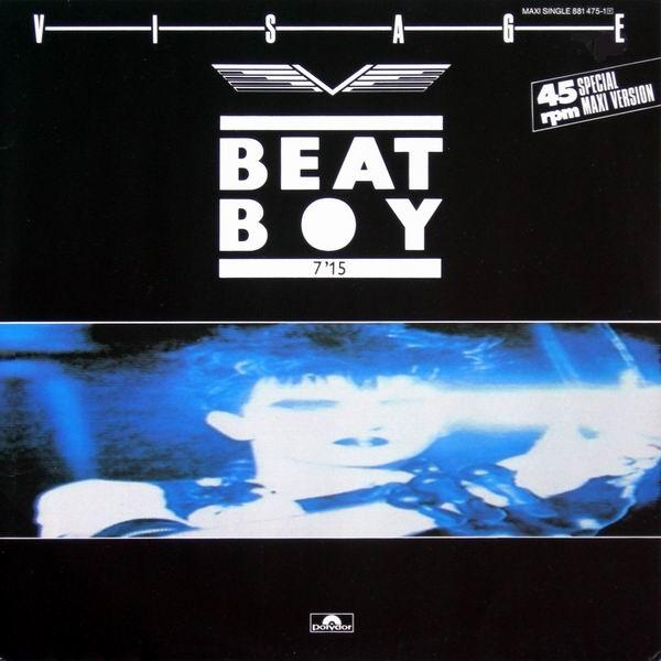 BEAT BOY / Beat Boy (Dance Dub)