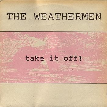 TAKE IT OFF! / Take It Off On 33 (The Unzipped Mix)