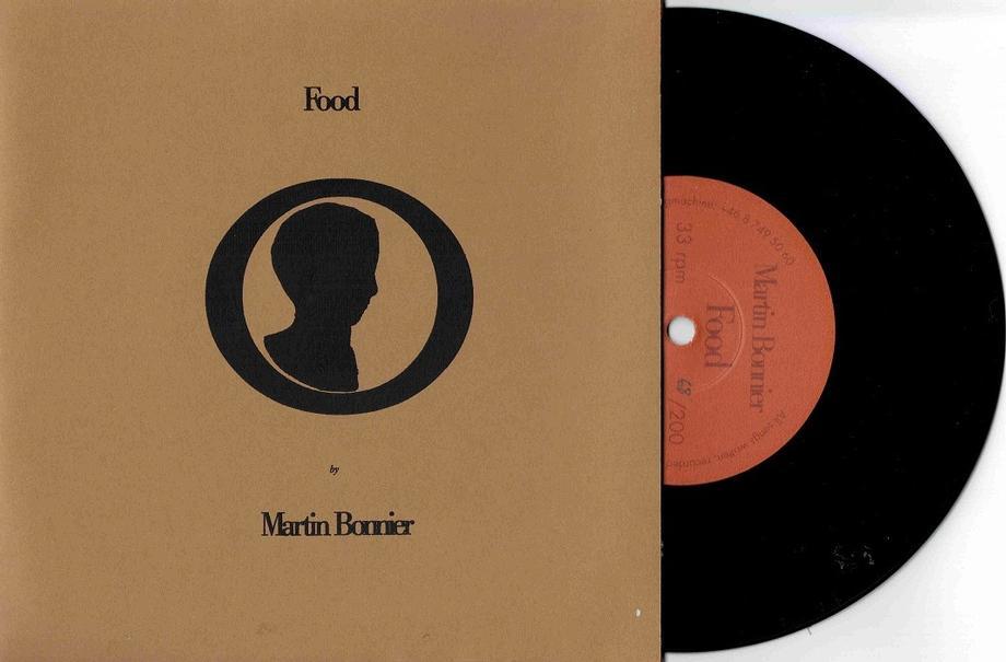 FOOD BY MARTIN BONNIER Lo-Fi