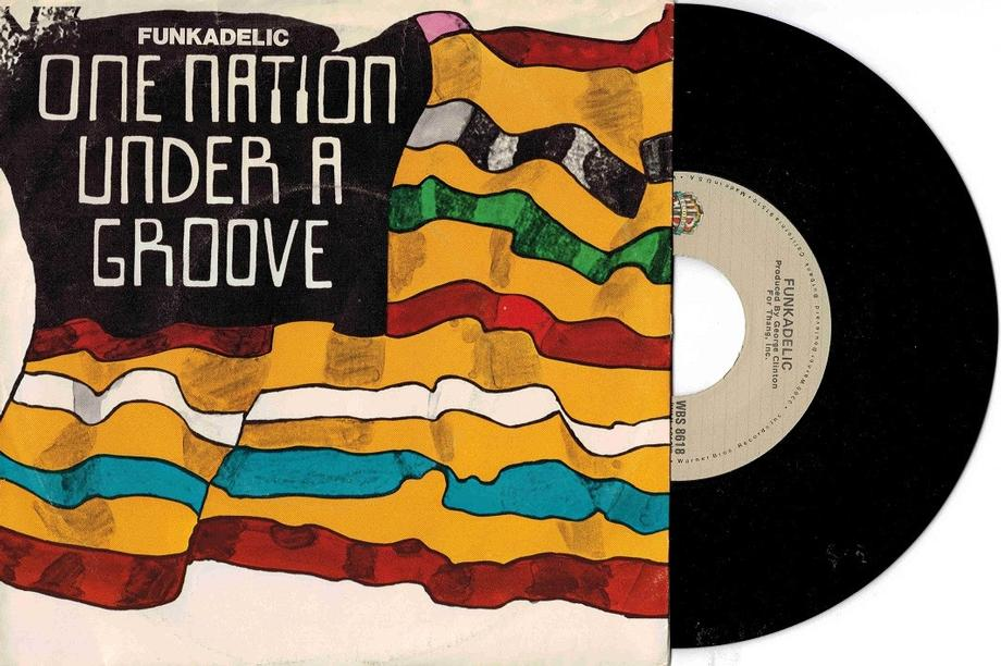 ONE NATION UNDER A GROOVE PT.I / One Nation Under A Groove - Pt. II
