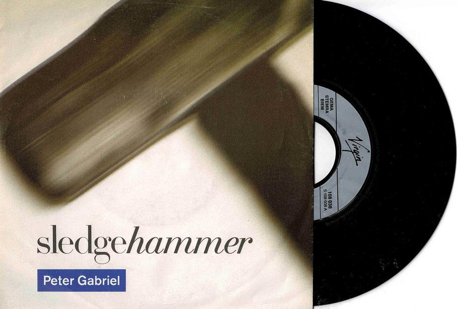 SLEDGEHAMMER / Don''t Break This Rhythm