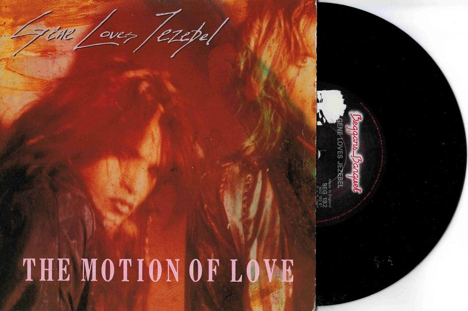 THE MOTION OF LOVE