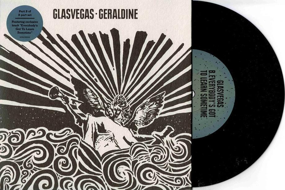 GERALDINE / Everybody''s Got To Learn Sometime
