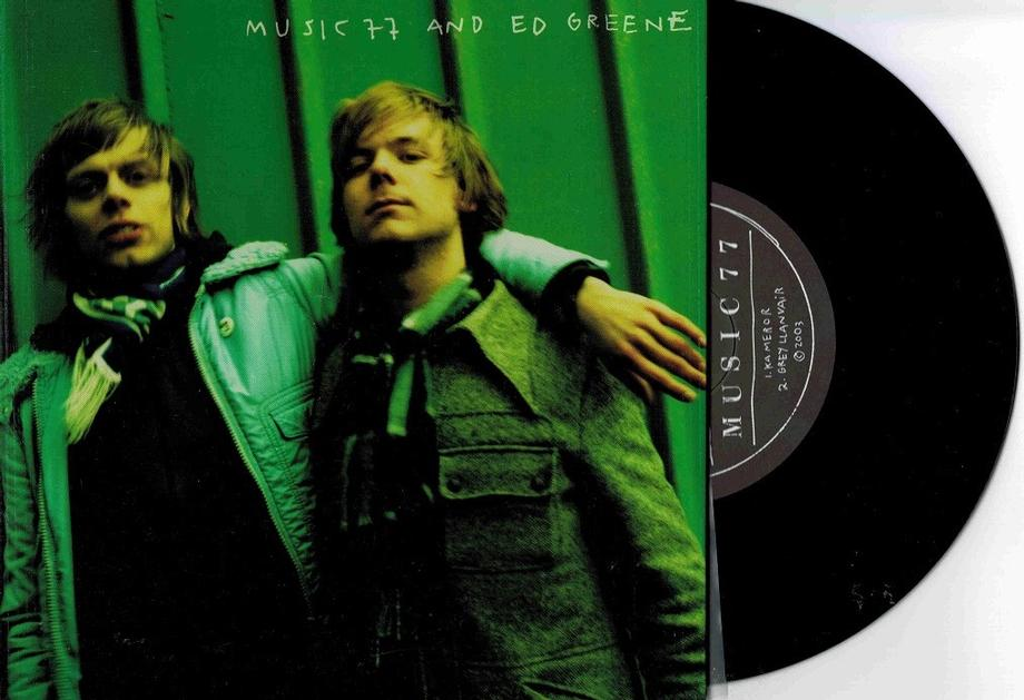 MUSIC 77/ ED GREENE