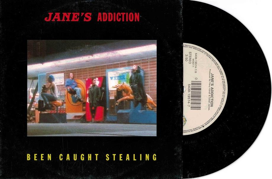 BEEN CAUGHT STEALING / Had A Dad (Demo Version)