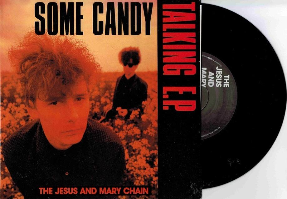 SOME CANDY TALKING E.P. Limited Edition Double Single Release