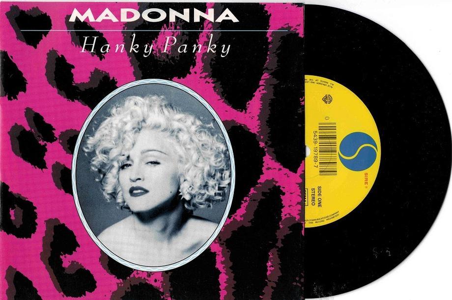 HANKY PANKY / More (LP Version)
