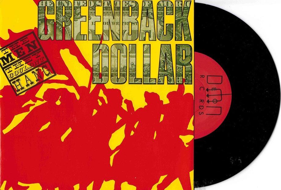 GREENBACK DOLLAR / Night To Remember
