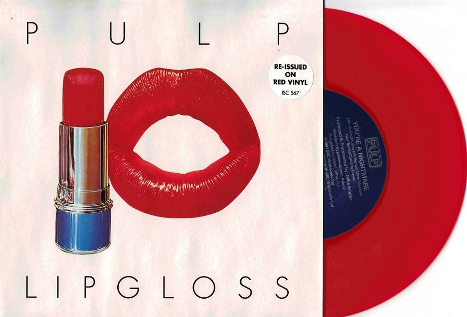 LIPGLOSS / You''re A Nightmare