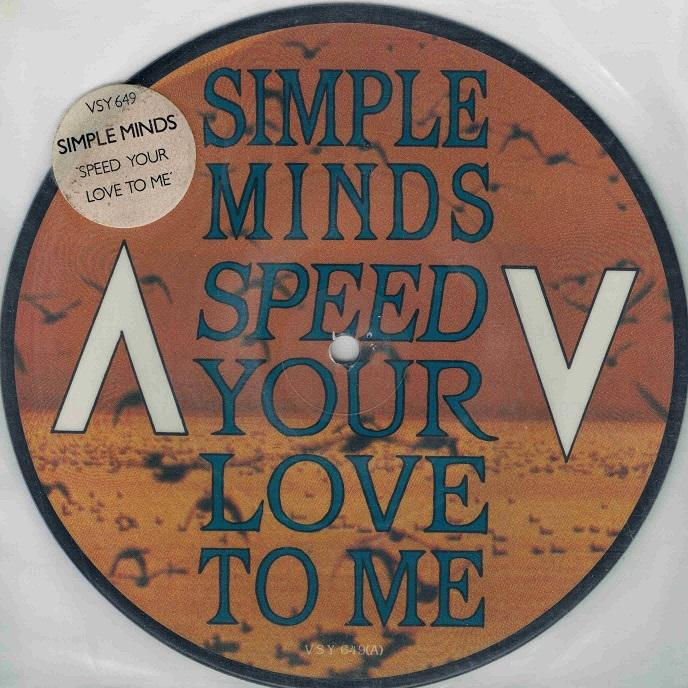 SPEED YOUR LOVE TO ME / Bass Line