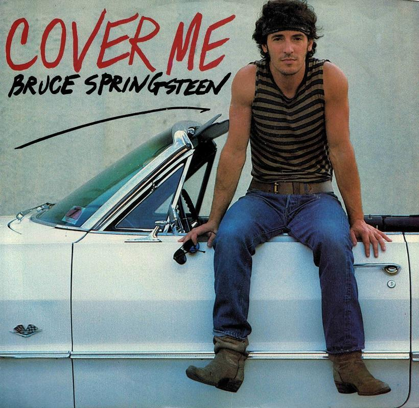 COVER ME / Jersey Girl