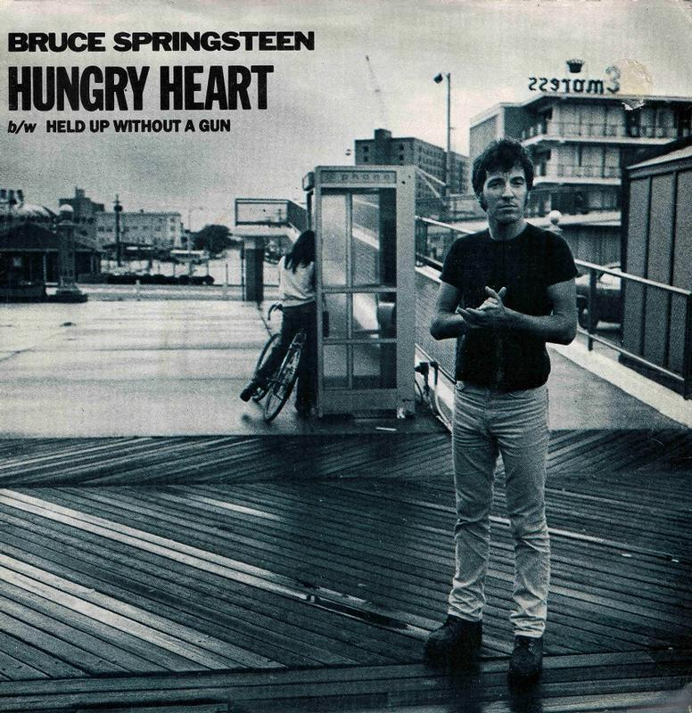 HUNGRY HEART / Held Up Without A Gun