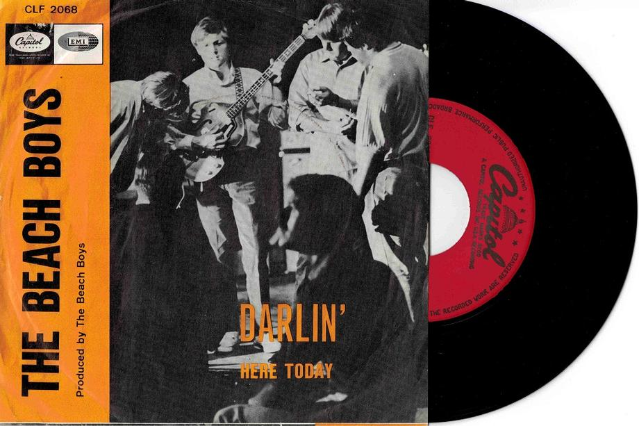 DARLIN' / Here Today