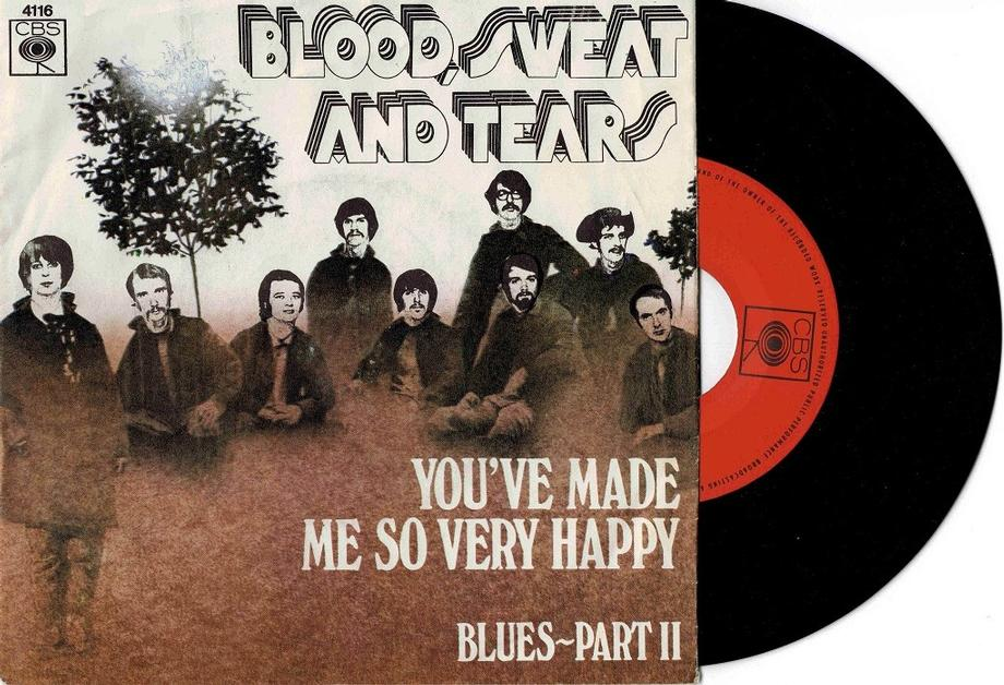 YOU'VE MADE ME SO VERY HAPPY / Blues - Part II
