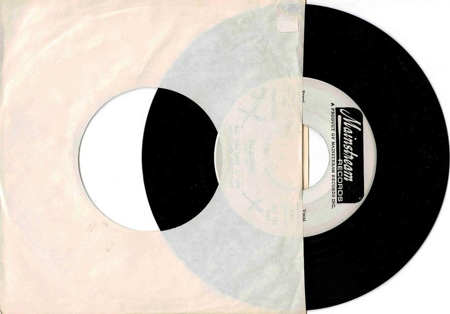 BLINDMAN / All Is Lonliness Promo Copy (Wol)