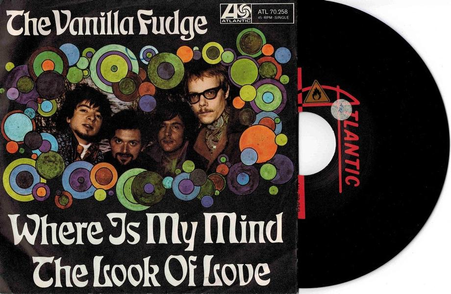 WHERE IS MY MIND / The Look Of Love (Sol)