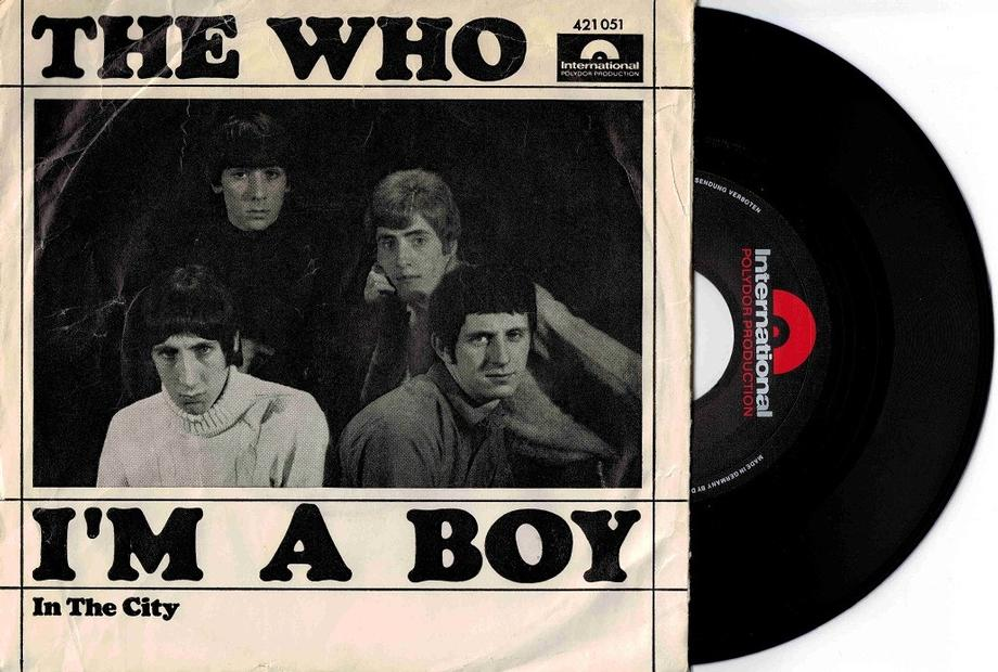 I''M A BOY / In The City