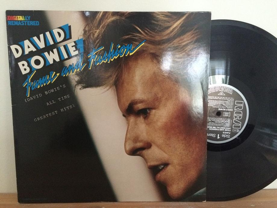 FAME AND FASHION (DAVID BOWIE''S ALL TIME GREATEST HITS)