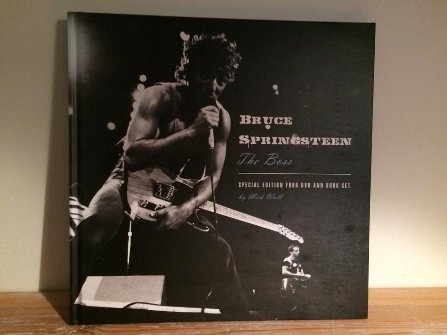 BRUCE SPRINGSTEEN: THE BOSS By Mick Wall