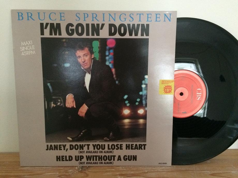 I''M GOIN'' DOWN Maxi Single (Sol)