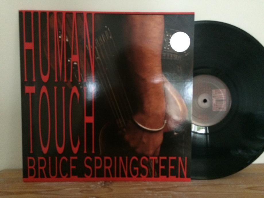 HUMAN TOUCH Dutch Pressing (Soc)