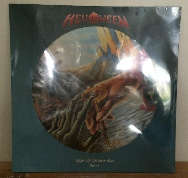 KEEPER OF THE SEVEN KEYS - PART 2 Picture Disc, Still Sealed