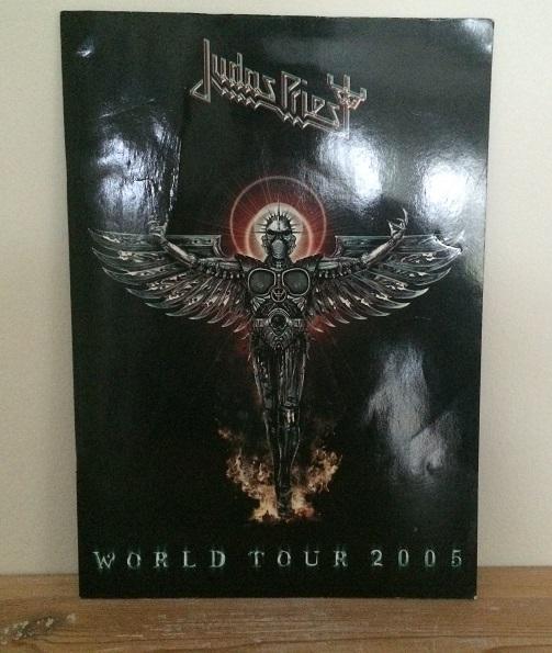 WORLD TOUR 2005 Booklet