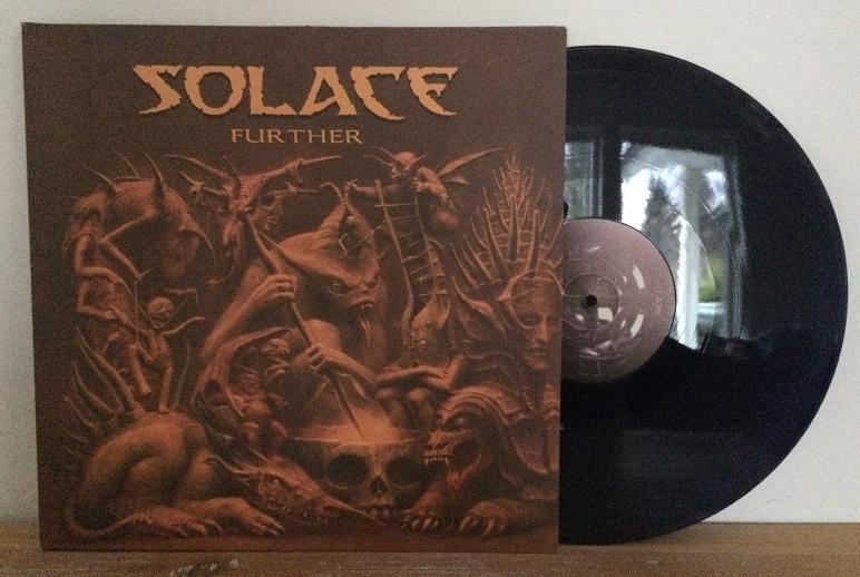 FURTHER Black Vinyl