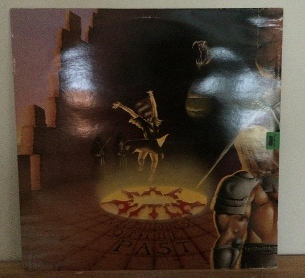 VISIONS OF THE PAST Still Sealed