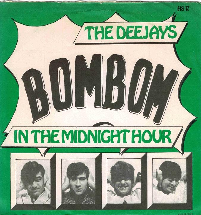 BOMBOM / In The Midnight Hour