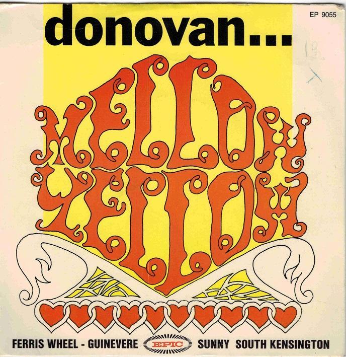 MELLOW YELLOW EP
