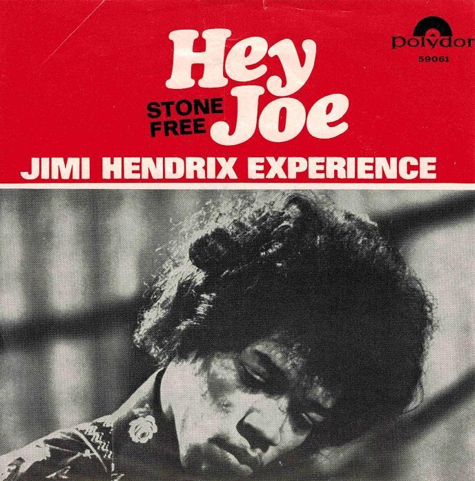 HEY JOE / Stone Free