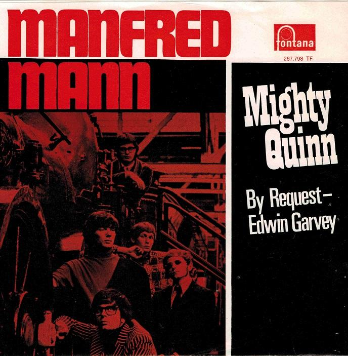 MIGHTY QUINN / By Request-Edwin Garvey