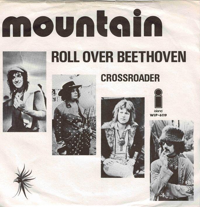 ROLL OVER BEETHOVEN / Crossroader