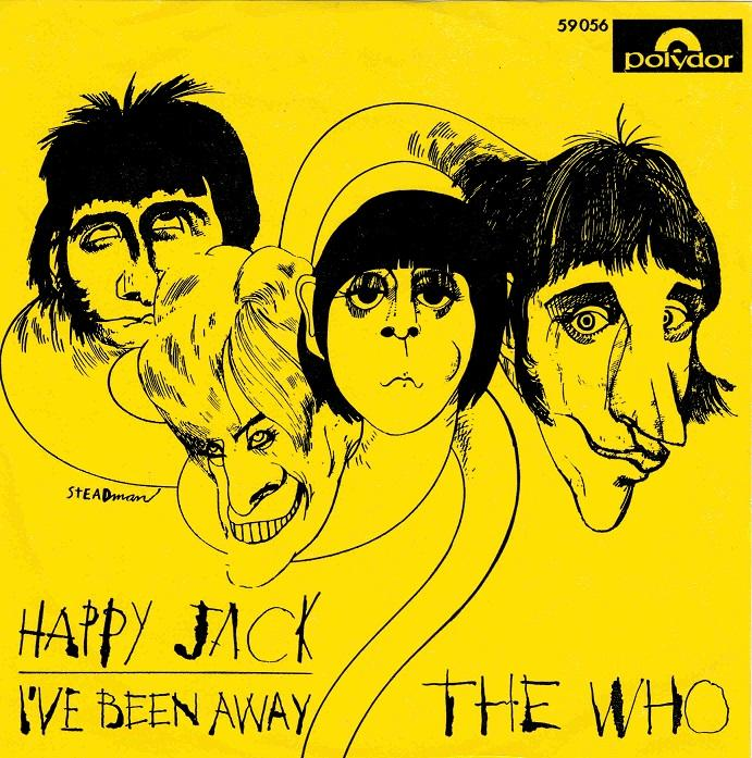HAPPY JACK / I''ve Been Away