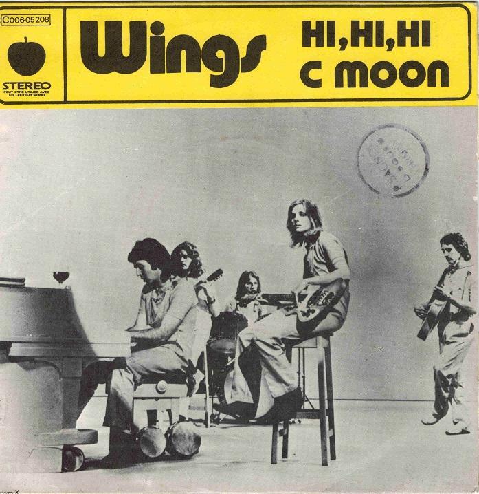 HI, HI, HI / C Moon