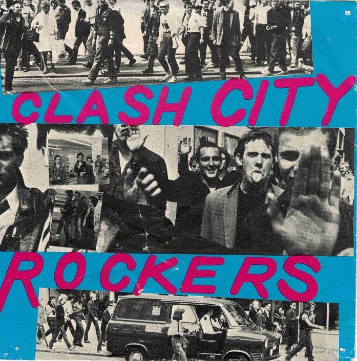 CLASH CITY ROCKERS / Jail Guitar Doors