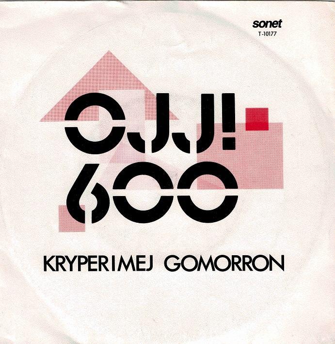 KRYPER I MEJ / Gomorron