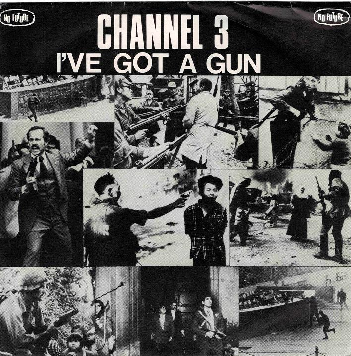 I''VE GOT A GUN / Manzanar / Mannequin