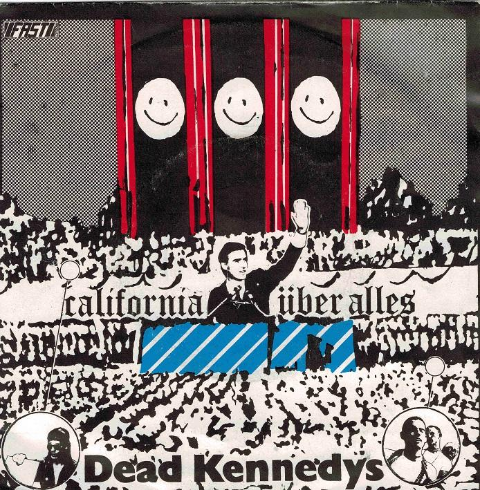 CALIFORNIA ÜBER ALLES / Man With The Dogs