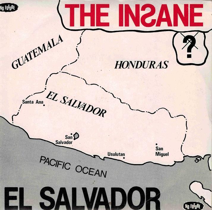 EL SALVADOR / Chinese Rocks / Nuclear War