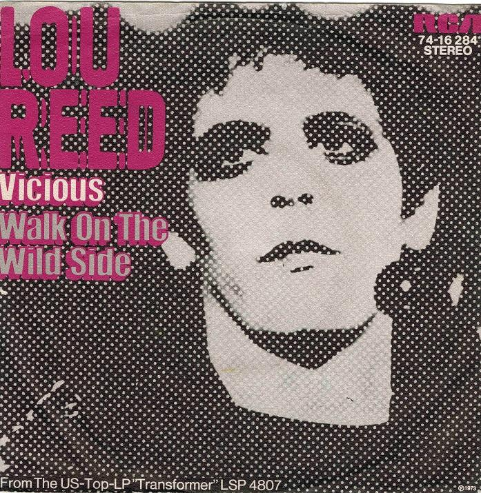 WALK ON THE WILD SIDE / Vicious (Wobc)