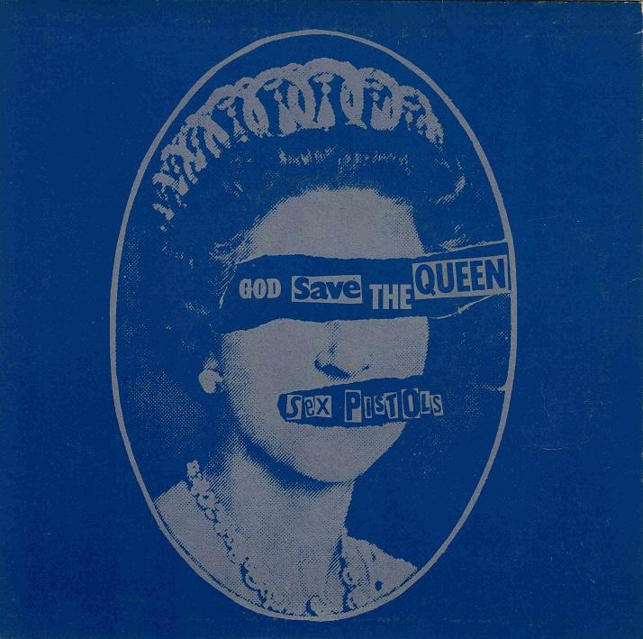 GOD SAVE THE QUEEN / Pretty Vacant