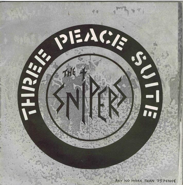 THREE PEACE SUITE EP
