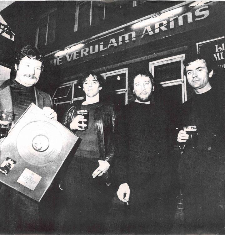 JET BLACK INTERVIEW Limited Red Vinyl