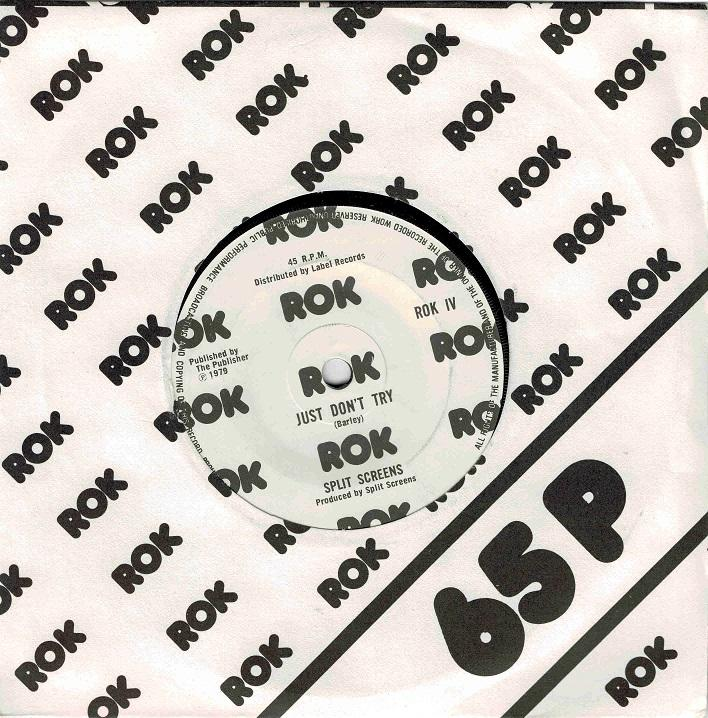 YOU / Just Don''t Try      Rare ROK split single