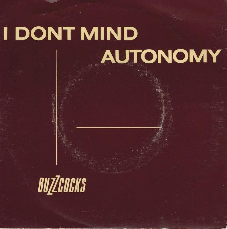I DON''T MIND / Autonomy