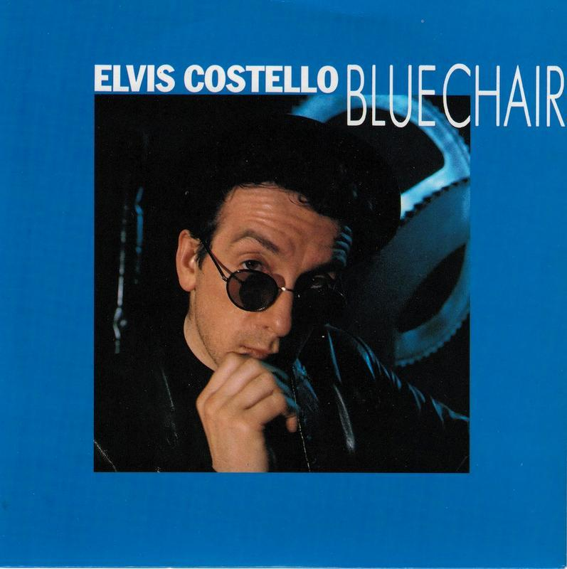 BLUE CHAIR / American Whitout Tears #2 (Twilight Version)