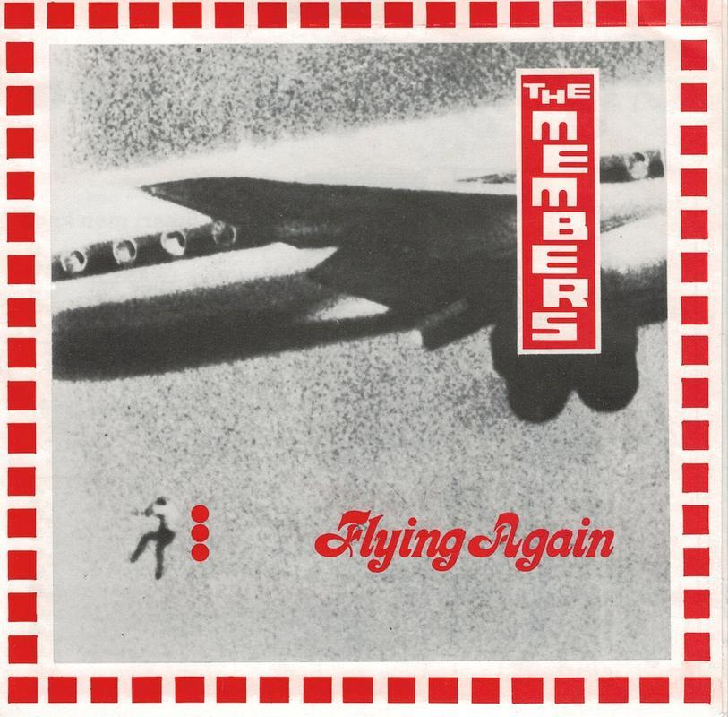 FLYING AGAIN / Disco Oui Oui / Love In A Lift / Rat Up A Drainpipe